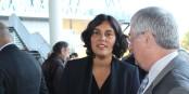 Die französische Arbeitsministerin Myriam El Khomri (PS) hebelt wie ihre deutsche Kollegin Andrea Nahles (SPD) Arbeitnehmerrechte aus. Foto: Chris93 / Wikimedia Commons / CC-BY-SA 4.0int
