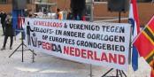 """Wie hier im niederländischen Apeldoorn erfährt die """"Pegida"""" immer mehr internationalen Zuspruch. Foto: Apdency / Wikimedia Commons / CC0"""