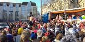 A Cologne, on craint de nouveaux incidents lors des festivités du carnaval ces prochains jours. Foto: dronepicr / Wikimedia Commons / CC-BY 2.0