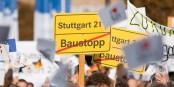 """Le chantier de """"S21"""" coûtera plus de 11 milliards d'euros au lieu des 3,5 milliards prévus. Si jamais les 11 milliards suffiront... Foto: Jacques Grießmayer / Wikimedia Commons / CC-BY-SA 3.0"""