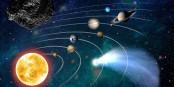 """Ausschnitt aus der """"Expedition Sonnensystem"""". Foto: Planetarium Freiburg."""