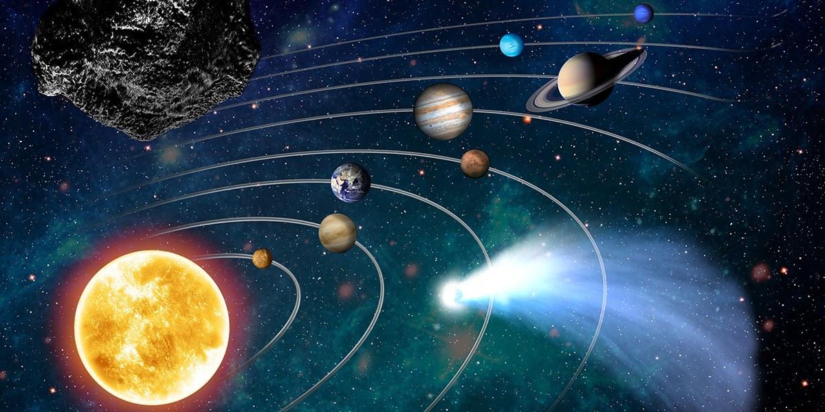 Wie Entstand Das Sonnensystem