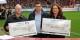 Mit seiner Spende von 40.000 Euro für verschiedene Flüchtlingsprojekte unterstreicht der SC Freiburg sein gesellschaftliches Engagement. Foto: SCF / Heuberger