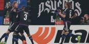 Le bonheur des uns fait le malheur des autres - le FC Bâle se qualifie à la dernière seconde pour les huitièmes en Europa League. Foto: (c) Phil Bergdold / LAFA