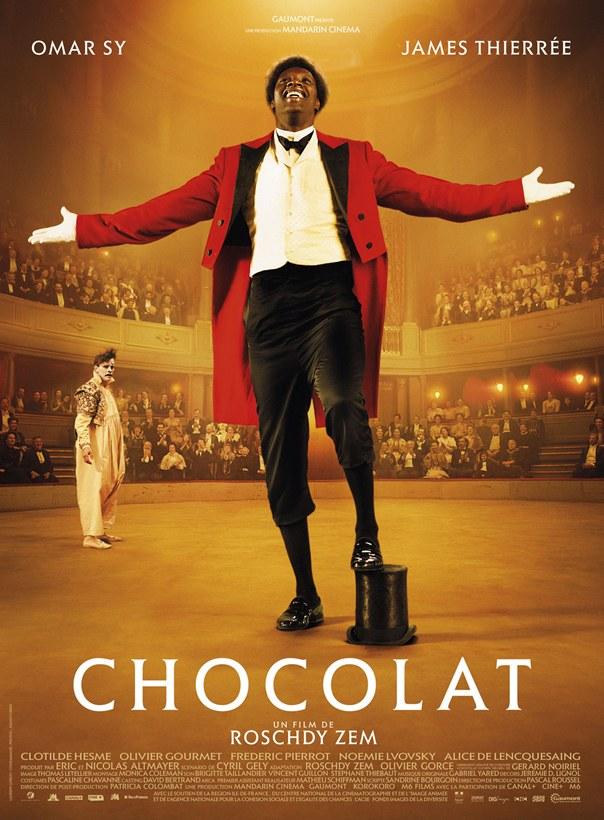chocolat affiche Gaumont Distribution OK