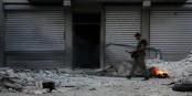 Vivre en Syrie est devenu extrêmement dangereux. Les chiffres le prouvent. Foto: Voice of America - Scott Bobb reports from Aleppo / Wikimedia Commons / PD