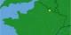 Un peu de géographie d'ACAL... à Cherleville-Mézières (point jaune), le chômage est de 13,7%. Foto: Wikimedia Commons / CC-BY-SA 3.0