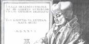 """Des programmes comme """"Erasmus"""" peuvent aider pour que l'Europe retrouve le chemin vers le rêve d'Erasme de Rotterdam et de Jean Monnet. Foto: Albrecht Dürer / Wikimedia Commons / PD"""
