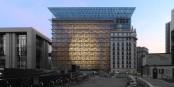 Oui, les bâtiments européens à Bruxelles sont beaux. Mais dedans, c'est pourri... Foto: Samynandpartners / Wikimedia Commons / CC-BY-SA 4.0int