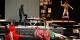 Viel buntes Chaos auf der Bühne, wie bei Fassbinder eben. Foto: TNS / Jean-Louis Fernandez