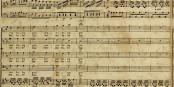 """Zum Mitlesen und Mitsingen... """"Idomeneo"""" von Wolfgang Amadeus Mozart. Foto: Wiki Internet Archive Book / Images / Wikimedia Commons / PD"""