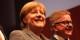 Angela Merkel überzeugte gestern im Freiburger Konzerthaus. Guido Wolf war - naja, wie Guido Wolf eben. Foto: Eurojournalist(e)