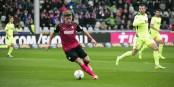 Florian Niederlechner a été l'homme du match à Bielefeld en marquant à deux reprises. Foto: Eurojournalist(e)