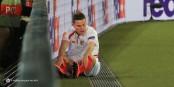 Une soirée un peu frustrante pour l'ancien Racingman Kevin Gameiro lors du match FC Bâle - FC Séville... Foto: (c) Phil Bergdolt 2016 / LAFA
