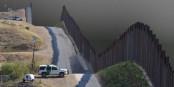 """Und hinter der Grenze ist nichts. Oder doch? """"Zone d'indifférence"""" von Brigitte Zieger. Foto: Brigitte Zieger / Syndicat potentiel"""