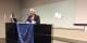 """Joseph Daul lors de cette rencontre """"monde universitaire vs. monde politique"""" très intéressante. Foto: Antoine Spohr"""
