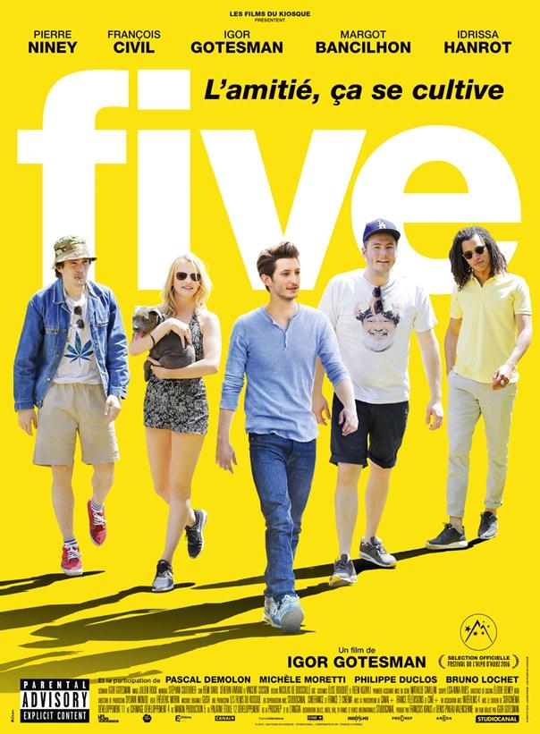 five affiche OK
