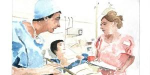 De nombreuses ouvertures existent aussi pour les chercheurs d'emploi alsaciens, par exemple dans les métiers des soins à la personne. Foto: Marie-Claire / Wikimedia Commons / CC-BY-SA 3.0