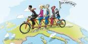 Mit Vpllgas nach Europa - jetzt erst recht! Foto: Robert Bosch Stiftung / dfi