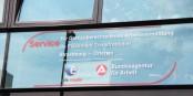 C'est ici, au Centre de Placement Transfrontalier à Kehl que l'on trouve les bons plans... Foto: Eurojournalist(e)