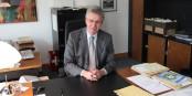 Gerhard Küntzle, der deutsche Generalkonsul in Straßburg, hat auf unsere Fragen geantwortet. Foto: Eurojournalist(e)