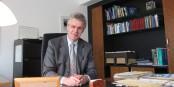 Pour le Consul Général d'Allemagne à Strasbourg, la question du siège du Parlement Européen ne se pose pas. Foto: Eurojournalist(e)