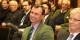 Rechtspopulist Norbert Hofer (Mitte) kann sich freuen - dank der Implosion des bürgerlichen Lagers haben die Rechtsextremen Rückenwind. Foto: Franz Johann Morgenbesser / Wikimedia Commons / CC-BY-SA 2.0