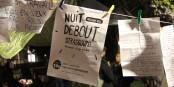"""""""Nuit debout"""" breitet sich in ganz Frankreich aus und schon geht diese positive Bewegung auch über die Grenzen hinweg nach Europa hinein. Spannend. Foto: Eurojournalist(e)"""