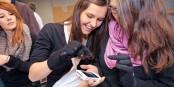 Berufe, Technik, Handwerk: Mädchen zwischen 9 und 16 Jahren können am Donnerstag, 28. April, auch im Freiburger Haus der Jugend Einiges erleben. Foto: Presseamt Stadt Freiburg.