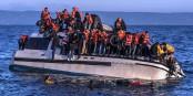 Ils pensaient avoir réussi à sauver leurs vies - l'UE et la Turquie ont en décidé autrement. Foto: Ggia / Wikimedia Commons / CC-BY-SA 4.0int