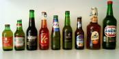Petite sélection de bières alsaciennes - et il y en a beaucoup plus ! Foto: Niko67000 / Wikimedia Commons / CC-BY-SA 4.0int