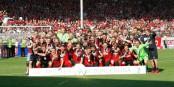 Le SC Freiburg est champion de la L2 allemande - vivement la Bundesliga ! Foto: Peter Küchler / Eurojournalist(e)