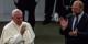 """Le Pape François a sommé les responsables européens à revoir leur copie - """"l'Europe a quitté la voie de l'humanisme"""". Foto: Claude Truong-Ngoc / Wikimedia Commons / CC-BY-SA 3.0"""