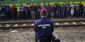 Désormais, les forces de l'ordre hongrois seront autorisés à tirer sur les réfugiés. Foto: Mstyslav Chernov / Wikimedia Commons / CC-BY-SA 4.0int