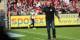 Coach Christian Streich était concentré jusqu'à la dernière seconde de la saison. Et maintenant, la Bundesliga ! Foto: Eurojournalist(e)