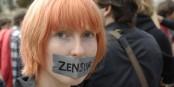 Le gouvernement allemand veut obliger les opérateurs privés d'effectuer une censure pro-active. Foto: Zensursula / Wikimedia Commons / CC-BY 2.0