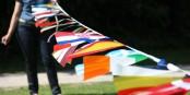 Lorsque 8000 jeunes fêtent l'Europe, cela veut dire que tout n'est pas encore perdu en Europe... Foto: Eurojournalist(e)
