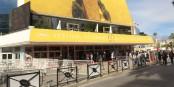 La Croisette, les mimosas et - le Festival de Cannes. Nicolas Colle y est arrivé ! Foto: Nicolas Colle / Eurojournalist(e)