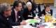 """Lors des deux premières éditions des """"Rencontres élus-citoyens"""", les débats furent intenses. Foto: Eurodistrict Strasbourg-Ortenau"""