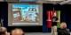 Aytekin Celik, Bildungsreferent für Medienpädagogik, sprach über Zerrbilder im Internet. Fotos: Arne Bicker