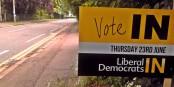 """C'est aujourd'hui que les Britanniques devraient voter en faveur du """"Bremain"""" - la seule voie pour sauver le projet européen. Foto: LavaBaron / Wikimedia Commons / CC-BY-SA 4.0int"""