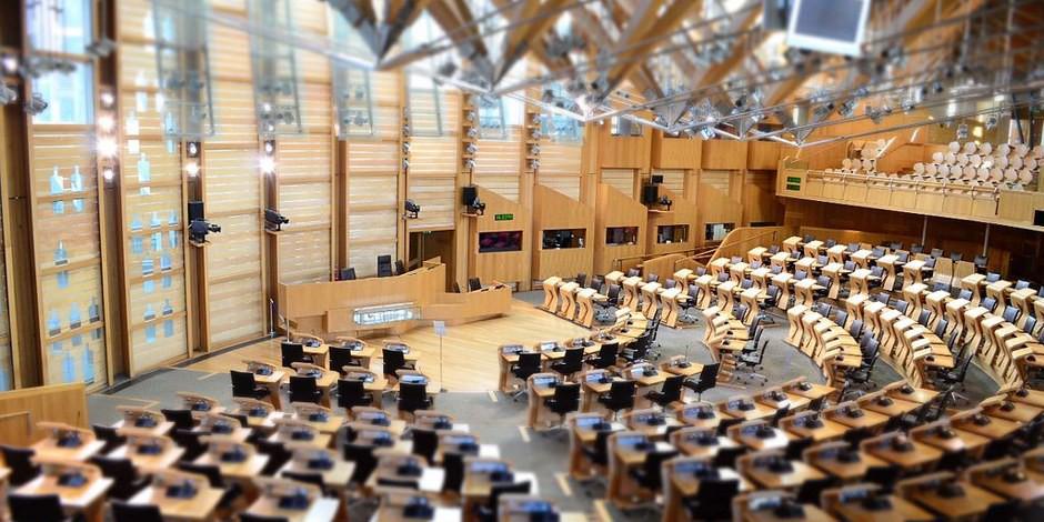 Le parlement écossais à Edinburgh - bientôt le parlement d'un état-membre de l'UE ? Foto: Daniel Hallen from United Kingdom / Wikimedia Commons / CC-BY 2.0