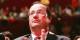 """14% dans les sondages... mais François Hollande espère que le """"léger mieux"""" de l'économie française sauve ses ambitions politiques. Foto: Kenji-Baptiste OIKAWA / Wikimedia Commons / CC-BY-SA 3.0"""