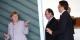 Angela Merkel vs. François Hollande et Matteo Renzi - la nouvelle configuration de l'UE ? Foto: (c) Présidence de la République / L. Blevennec