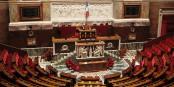 (Fast) so leer war es im französischen Parlament, als über den Antrag abgestimmt wurde, ob verurteilte Sexualstraftäter künftig Abgeordnete sein dürfen. Foto: Coucouoeuf / Wikimedia Commons / CC-BY-SA 3.0