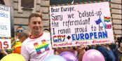 Ils sont nombreux en Grande Bretagne à comprendre que le vote du 23 juin était une erreur. Il faut leur laisser le temps de la réparer. Foto: Katy Backwood / Wikimedia Commons / CC-BY-SA 4.0int