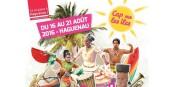 In Haguenau können Sie bis Sonntag eine kulturelle Weltreise unternehmen! Foto: Organisation