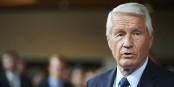 Une mission extrêmement difficile attend le Secrétaire Général du Conseil d'Europe Thorbjørn Jagland à Ankara. Foto: CoE / Candice Imbert