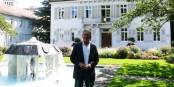 """Der Lahrer OB Dr. Wolfgang Müller ist für den """"World Mayor Award"""" nominiert - eine hohe Ehre! Foto: Stadt Lahr"""