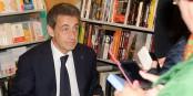 """""""Alles für Frankreich"""" lautet der Titel des neuesten Buchs von Nicolas Sarkozy. Seine Kandidatur dürfte vor allem den politischen Gegner stärken. Foto: Thomas Bresson / Wikimedia Commons / CC-NY 4.0int"""